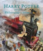 harry potter and the philosopher s stone (the illustrated ed.) j.k. rowling 9781408845646