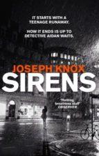 sirens joseph knox 9781784162146
