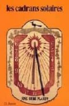 les cadrans solaires-jean-marie homet-9782707200846