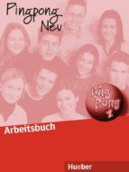 ping pong neu 1. arbeitschbuch (ejercicios) gabriele kopp konstance frolich 9783190116546