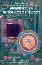 arquitectura de sólidos y líquidos (ebook) eliezer braun 9786071608246