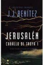 jerusalen (caballo de troya 1) j.j. benitez 9788408031246