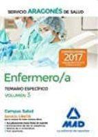 enfermero/a del servicio aragonés de salud. temario específico volumen 3 9788414206546
