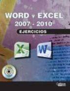 word y excel 2007 2010 9788415392446