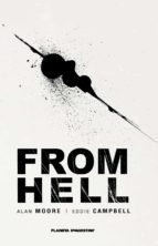 from hell alan moore eddie campbell 9788415480846