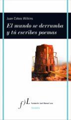 el mundo se derrumba y tú escribes poemas (ebook)-9788415673446