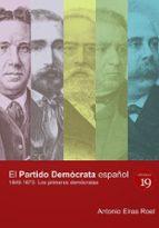 partido democrata español, el-antonio eiras roel-9788416225446