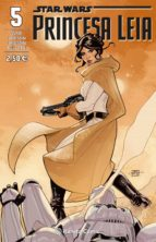 star wars princesa leia 5-mark waid-terry dodson-9788416308446