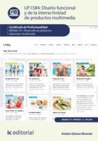 (i.b.d.) diseño funcional y de la interactividad de productos mul timedia. argb0110  desarrollo productos editoriales multimedia 9788416351046
