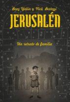 jerusalen. un retrato de familia-boaz yakin-nick bertozzi-9788416400546