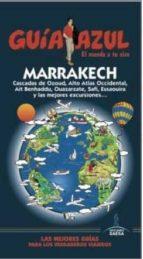 marrakech 2015 (guia azul) daniel cabrera navarro 9788416408146