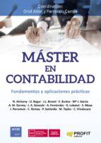 master en contabilidad 9788416904846