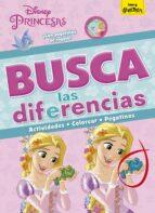 princesas: busca las diferencias-9788416913046