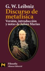 discurso de metafisica g.w. leibniz 9788420672946