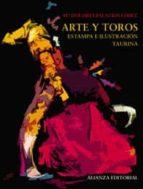 arte y toros: estampa e ilustracion taurina-m dolores palacios lopez-9788420677446