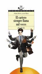 el cartero siempre llama mil veces-jaume ribera-andreu martin-9788420742946