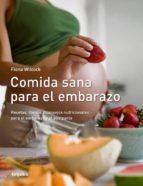 comida sana para el embarazo-fiona wilcock-9788425341946