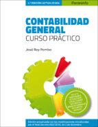 contabilidad general. curso practico (2ª edicion) jose rey pombo 9788428339346