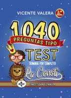 1040 preguntas tipo test la consti (2ª ed.) vicente valera 9788430976546