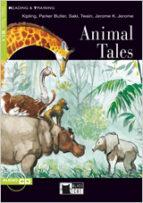 animal tales (beginner level) (incluye audio-cd)-9788431677046