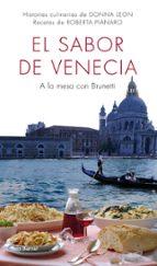 el sabor de venecia donna leon roberta pianaro 9788432232046