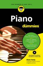 piano para dummies-blake neely-9788432903946