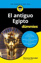 el antiguo egipto para dummies (ebook) florence maruejol 9788432905346