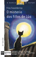 o misterio dos fillos de lua-fina casalderrey-9788434846746