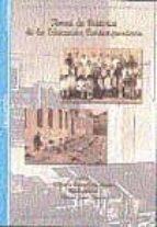 temas de historia de la educacion contemporanea (50075cd01a01)(cd ) gabriela ossenbach maria jose rivera 9788436252446