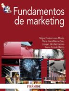 fundamentos de marketing miguel santesmases mestre maria jesus merino sanz 9788436822946