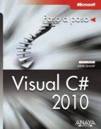 visual c# 2010 (paso a paso) john sharp 9788441528246