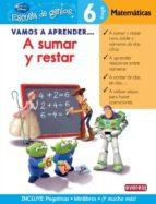 vamos a aprender a sumar y restar (escuela de genios)-9788444146546