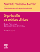 organizacion de archivos clinicos-marta sorribas vivas-9788445811146