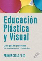 educación plástica y visual primer ciclo eso (enseñanza secundaria)-9788446022046