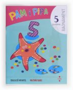 El libro de Raonament 5. pam i pipa infantil catala ed. 2013 autor VV.AA. PDF!