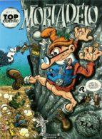 mortadelo nº 17 (top comic)-francisco ibañez-9788466622646
