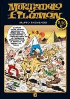 mortadelo y filemon: rapto tremendo francisco ibañez 9788466650946