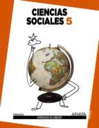 ciencias sociales 5. b 5º tercer ciclo-9788467863246