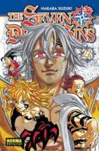 the seven deadly sins 23-nakaba suzuki-9788467932546