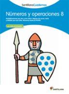 numeros y operaciones 8 9788468012346