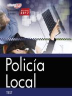 policía local. test-9788468176246