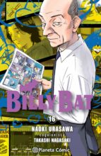 billy bat nº 16-naoki urasawa-9788468476346