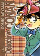 detective conan nº 6 (nueva edicion)-gosho aoyama-9788468477046