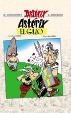 astérix el galo (edición de lujo) incluye planchas originales rene goscinny 9788469626146