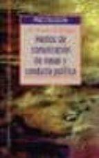 medios de comunicacion de masas y conducta politica miguel rodriguez jose manuel sabucedo camaselle 9788470304446