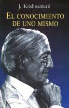 el conocimiento de uno mismo (ebook)-jiddu krishnamurti-9788472457546