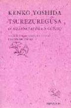 tsurezuregusa ocurrencias de un ocioso (2ª ed.)-kenko yoshida-9788475171746