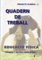 projecte olimpia (1er cicle eso): quadern jesus ariño rossend benabarre 9788476284346