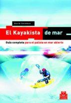 el kayakista del mar david seidman 9788480198646