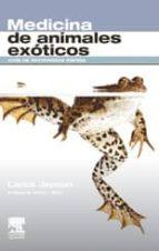medicina de animales exoticos-l. jepson-9788480867146